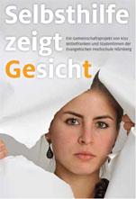 Titelbild Selbsthilfe zeigt Gesicht