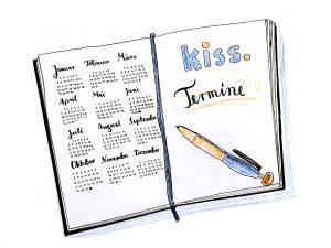 Grafik: Terminkalender